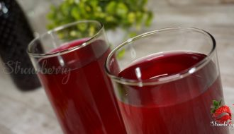 Beetroot Ginger Detox Squash & Juice