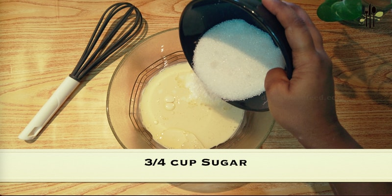 Eggless Steamed Milk CupCakes3