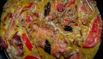 Fish Molee Meen Molly Recipe