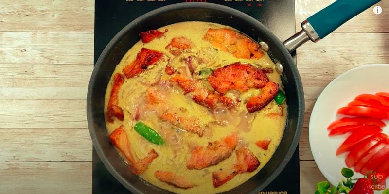 Fish Molee Meen Molly Recipe