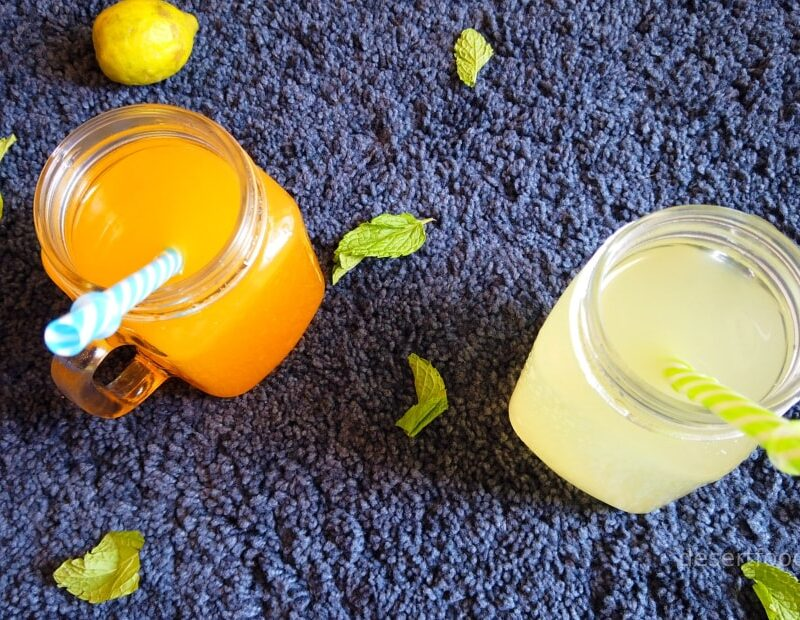 Natural Electrolyte Energy Drinks