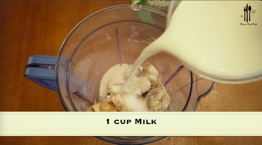 Caramel Banana Rava Pudding Flan