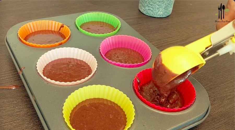 Moist Chocolate Cupcake Recipe
