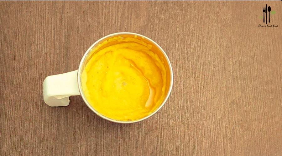 Homemade Pumpkin Pasta at Home3