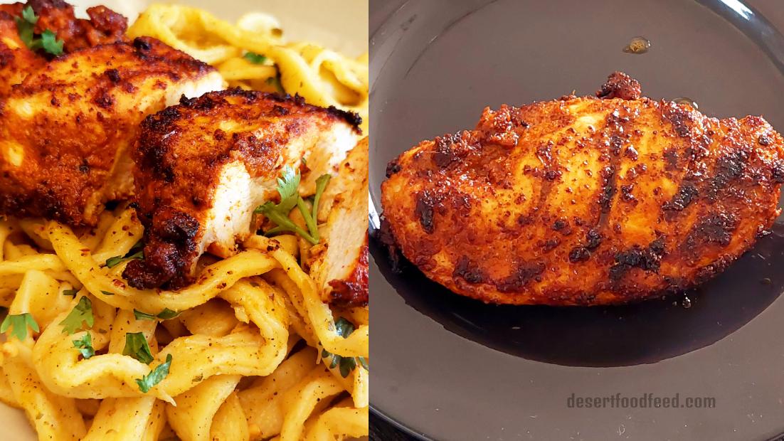 Pan Fried Chicken Breast Recipe